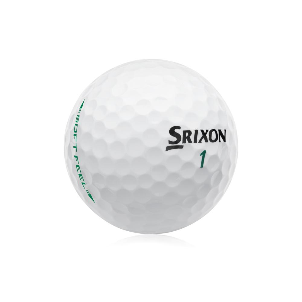 Srixon Soft Feel - Wit