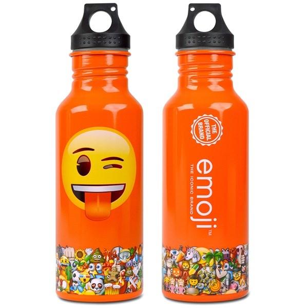 Emoji Waterfles - Knipoog