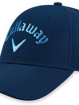 Callaway Liquid Metal Adjustable Cap - Navy