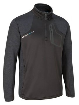 Stuburt Evolve Half Zip Fleece Trui - Zwart