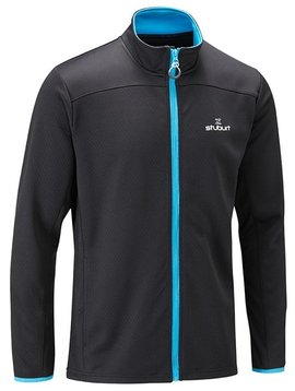Stuburt Vapour Full Zip Fleece Jacket - Zwart
