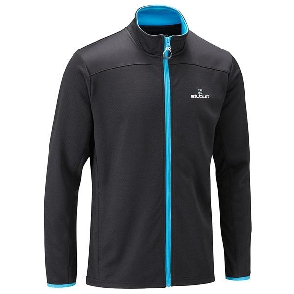 Stuburt Vapour Full Zip Fleece Jacket - Zwart