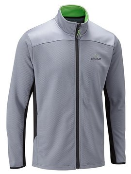 Stuburt Vapour Full Zip Fleece Jacket - Grijs