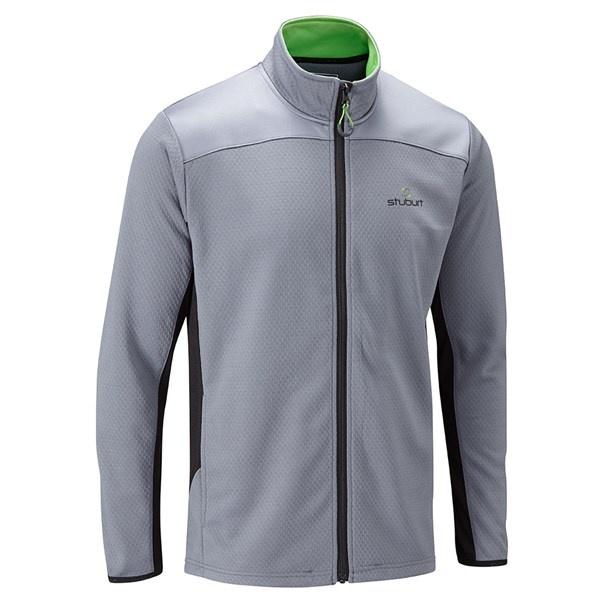 Stuburt Vapour Full Zip Fleece Jacket - Grijs