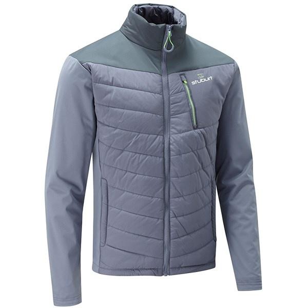 Stuburt Vapour Hybrid Padded Jacket - Grijs XXL