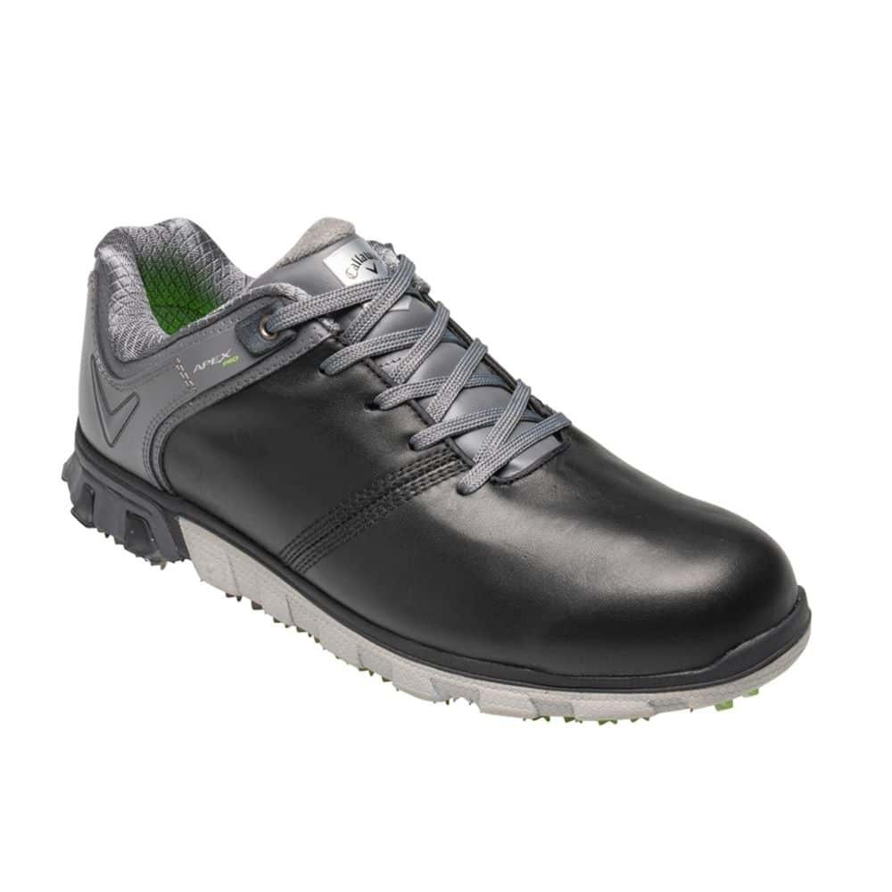 Callaway Callaway Apex Pro Spikeless heren golf schoenen - Zwart/Grijs