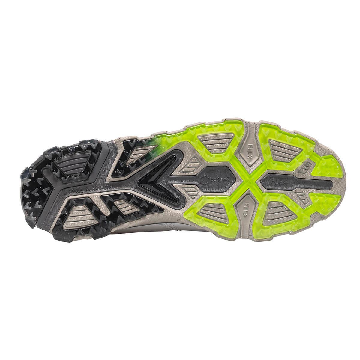 Callaway Apex Pro Spikeless heren golf schoenen - Wit/Grijs
