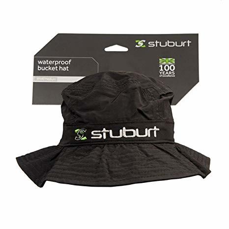 Stuburt Heren waterproof golf bucket hat - L/XL