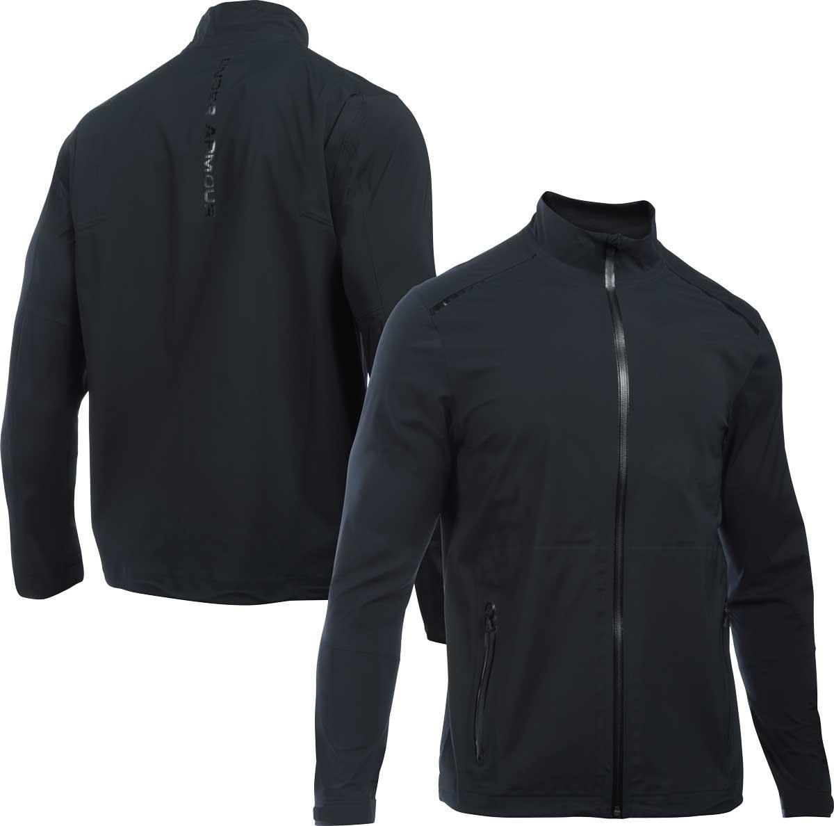 Under Armour Gore-Tex Paclite Jacket - Zwart