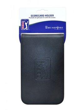 PGA Tour Scorecard houder - Zwart