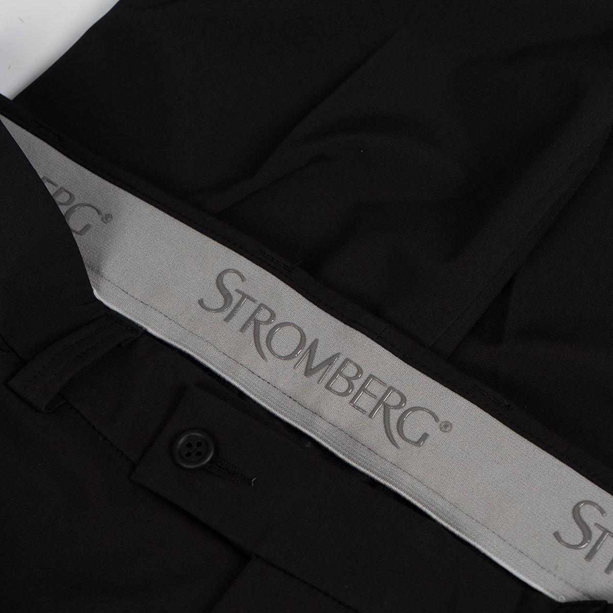 Stromberg Winter Tech heren golfbroek - Zwart