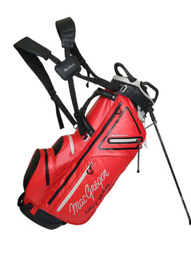 Macgregor Golf MACTEC Waterproof draagtas - Rood