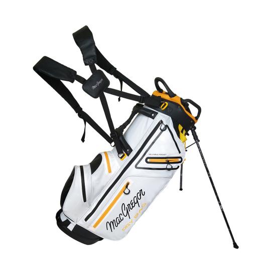 Macgregor Golf MACTEC Waterproof draagtas - Wit