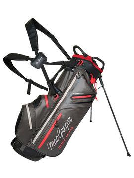 Macgregor Golf MACTEC water repellent draagtas - Zwart/Rood
