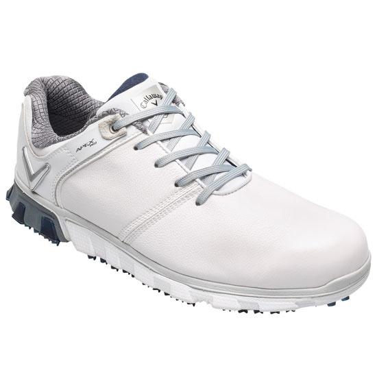 Callaway Apex Pro Spikeless heren golf schoenen - Wit
