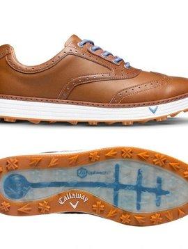 Callaway Delmar Retro heren golf schoenen - Bruin