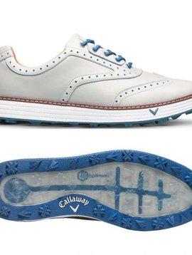 Callaway Delmar Retro heren golfschoenen - Grijs/Blauw