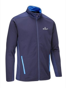 Stuburt Endurance Full Zip Fleece Trui - Midnight Blauw