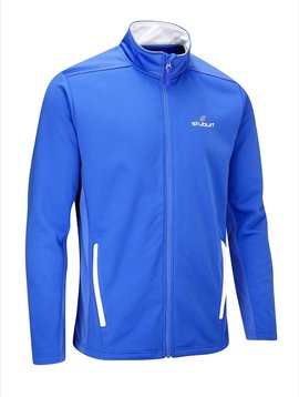 Stuburt Endurance Full Zip Fleece Trui - Imperial Blue