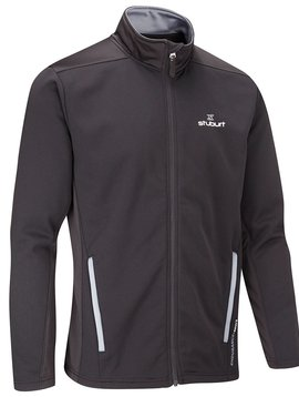 Stuburt Endurance Full Zip Fleece Trui - Zwart