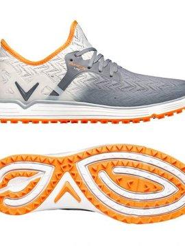 Callaway Apex Lite heren golfschoenen - Grijs/Oranje