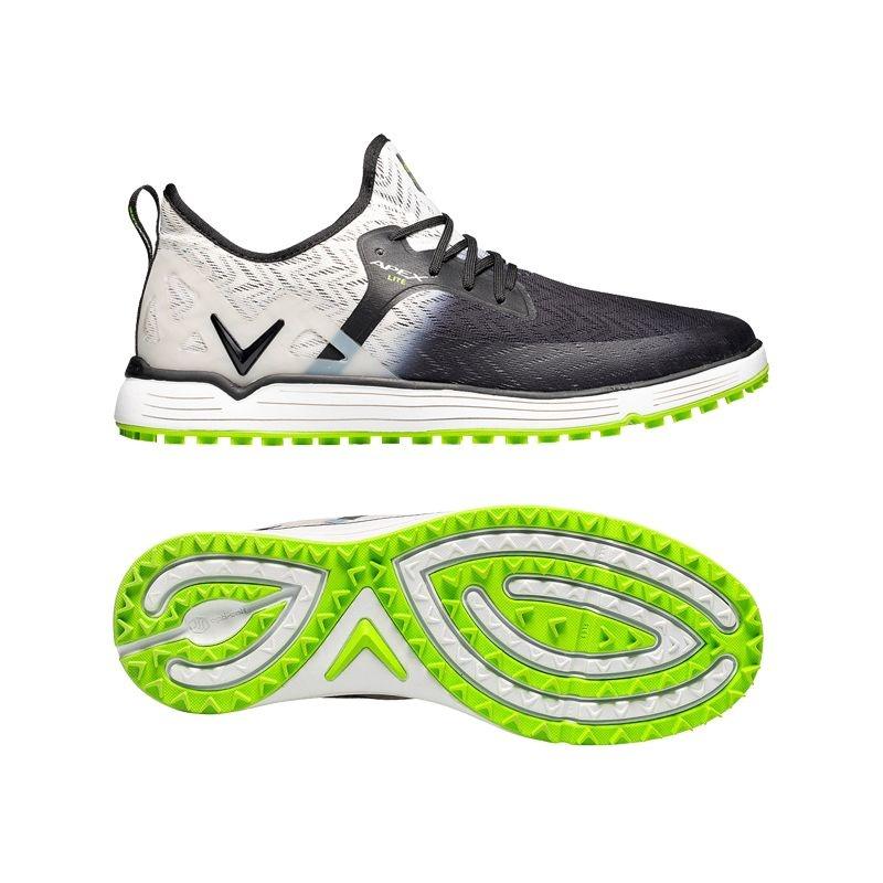 Callaway Apex Lite heren golfschoenen - Zwart/Grijs
