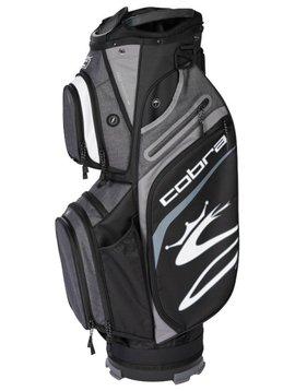 Cobra Ultralight Golf Cartbag Zwart / Grijs
