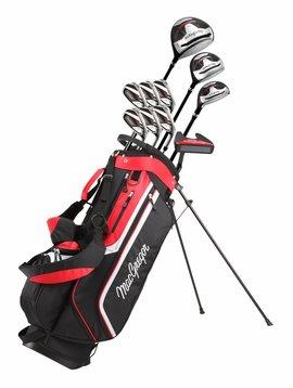 Macgregor Golf Heren CG3000 Full set met Standbag - RH - Staal