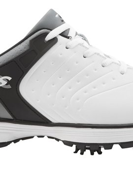 Stuburt Evolve Tour II Spiked Golfschoenen - Wit/Grijs