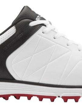 Stuburt Evolve Tour II Spikeless Golfschoenen - Wit/Zwart