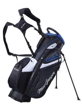 Macgregor Golf Hybrid 14 Golf Draagtas - Zwart