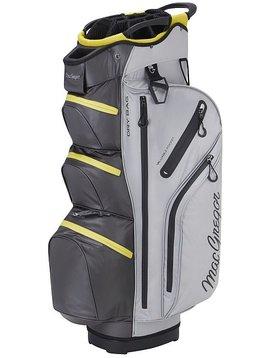 Macgregor Golf MacTec Water Resistant Golf Trolley Tas - Zilver/Grijs