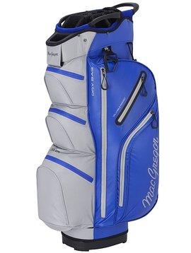 Macgregor Golf MacTec Water Resistant Golf Trolley Tas - Blauw/Zilver