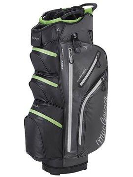 Macgregor Golf MacTec Water Resistant Golf Trolley Tas - Grijs/Zwart