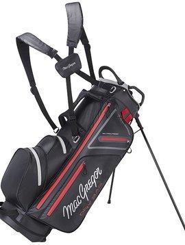 Macgregor Golf MacTec Water Resistant Golf draagtas - Zwart/Rood