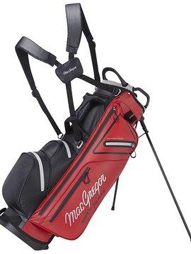 Macgregor Golf MacTec Water Resistant Golf draagtas - Rood/Zwart