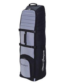 Macgregor Golf VIP II Golf reis tas - Zwart/Zilver