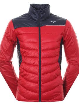 Mizuno Heren Move Tech Golf Jacket - Rood/Navy