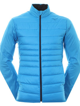 Mizuno Heren Move Tech Golf Jacket - Diva Blue - XX Large