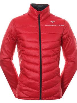 Mizuno Heren Move Tech Golf Jacket - Rood/Zwart