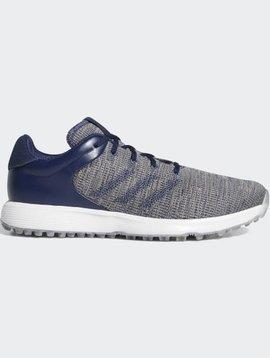 Adidas Heren S2G golfschoenen - Grijs/Blauw