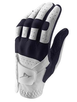 Mizuno Stretch dames handschoen - rechthandig Navy/Wit