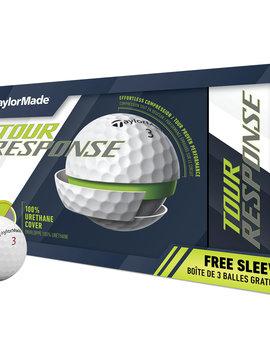 TaylorMade Tour Response golfballen - 15 ball pack - Wit