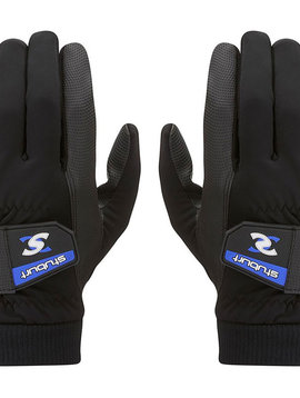 Stuburt Heren Thermal golf winter handschoenen - Paar - Zwart