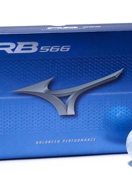 Mizuno RB 566 golfballen 2020 - 12 golfballen - Wit