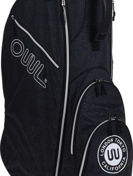 OUUL Air Light Cart Bag - Zwart