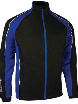 Sunderland of Scotland Heren Vancouver Pro Regen Jacket - Zwart / Royal