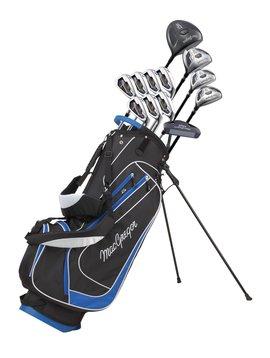 Macgregor Golf DCT2000 Complete heren golfset met draagtas - Graphite