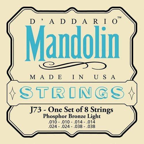 Mandoline Saiten