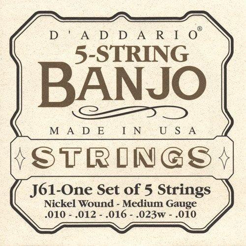 Banjo Saiten